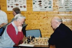 Oddleif Aarø og Lars Olsen 9/12 91