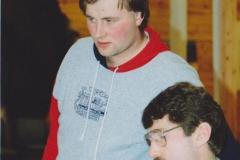 Mikael Rølvåg og Paul Svedenborg