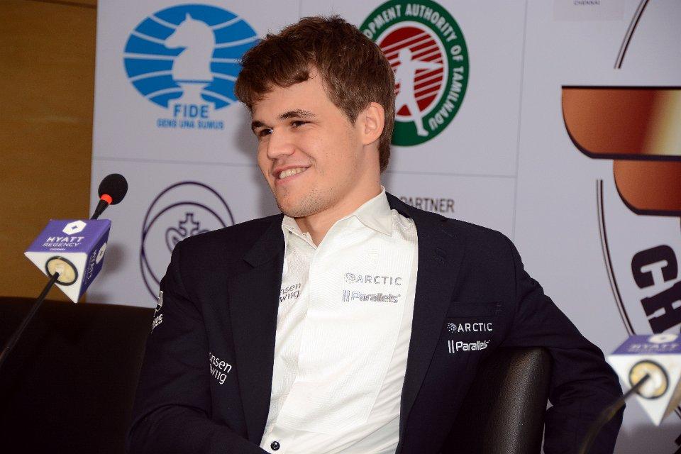 Verdensmester Magnus Carlsen, Norge