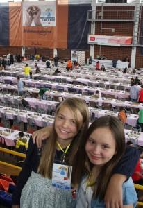 Elise og Regine