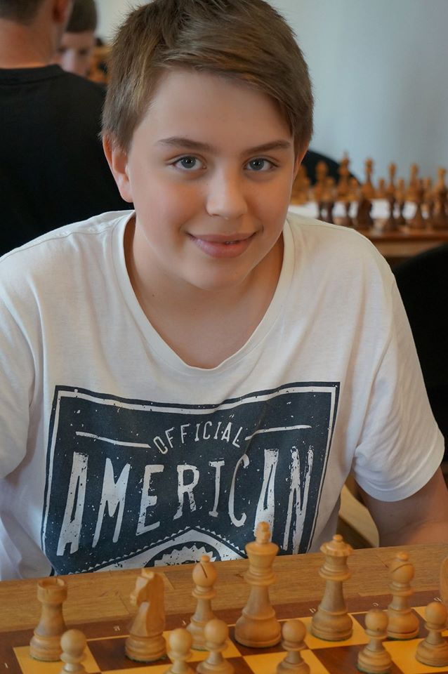 Gunnar Lund SM 2016