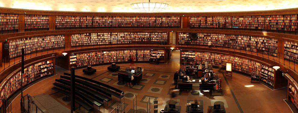Tromsø Sjakklubbs bibliotek