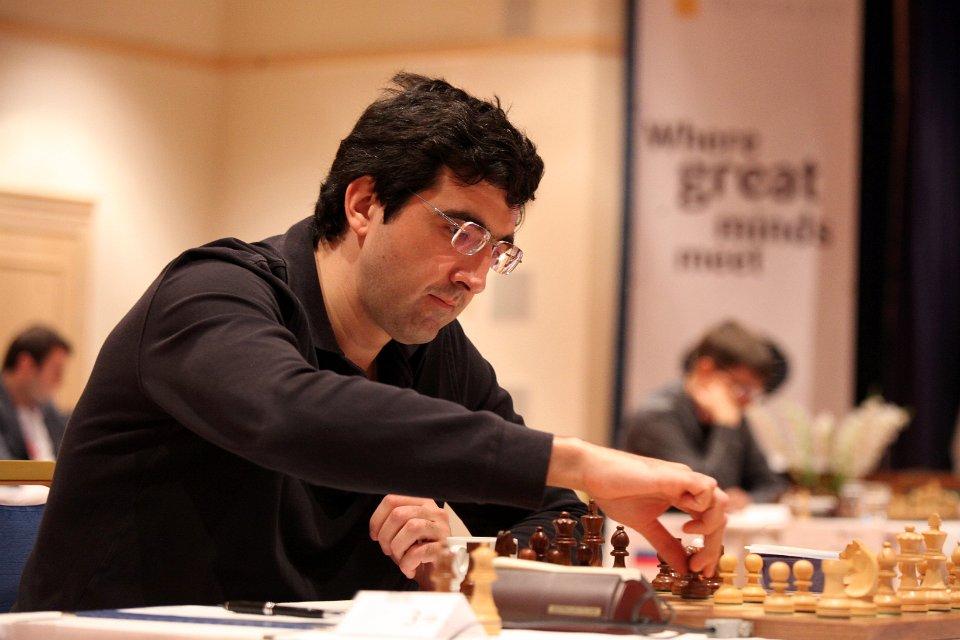 Vladimir Kramnik, Russland