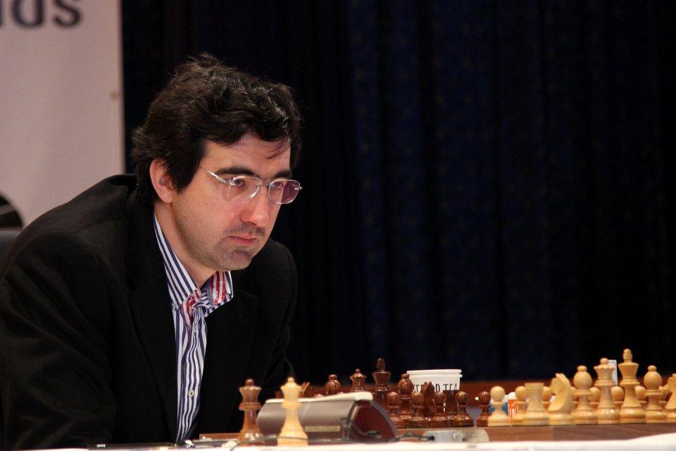 Vinner av FIDE WOrld Cup 2013: Vladimir Kramnik, Russland (foto: Anastasia Karlovich)
