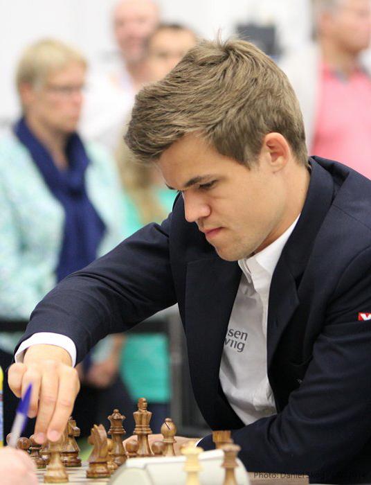 Magnus ledet Norges lag til en sterk 3-1-seier over Bosnia & Herzegovina (Foto:Daniel Skog)