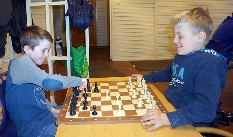Matthias og Torbjørn 2