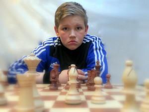 Tidenes yngste klubbmester!
