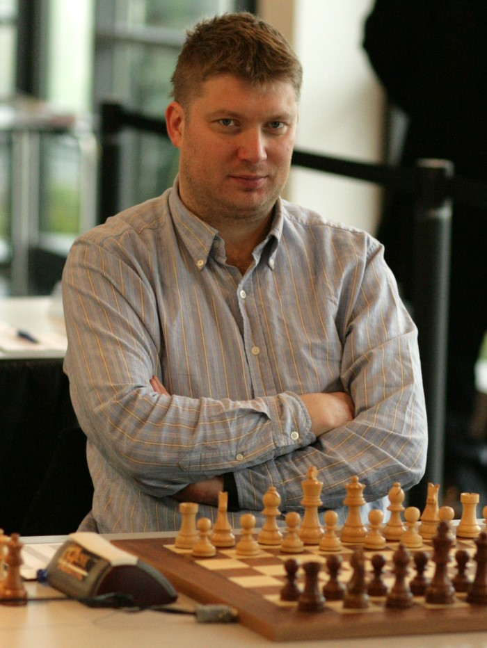 Alexei Shirov, Latvia