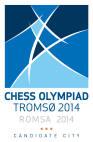 Logo sjakk-OL 2014